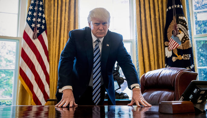 CNN: Трамп пойдет на сделку с демократами по стене для исключения второго шатдауна