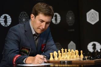 Сергей Карякин после поражения от Со настроен решительно в партии с Владимиром Крамником