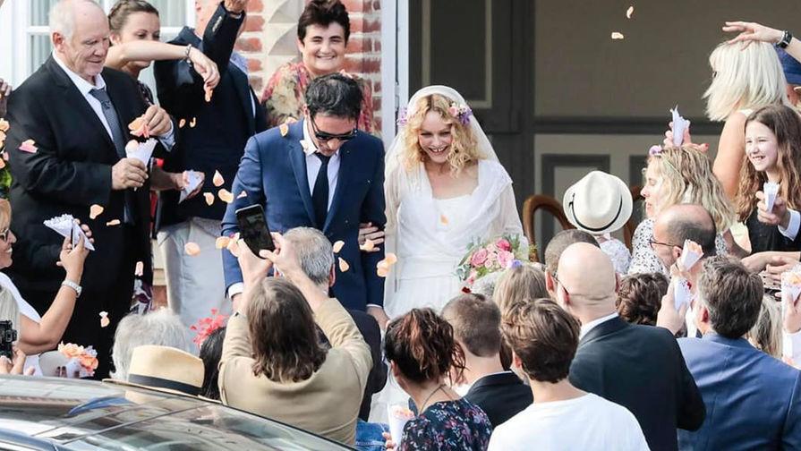 Ванесса Паради вышла замуж - Газета.Ru ванесса паради свадьба