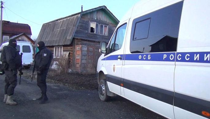 Готовили взрывы: трое боевиков убиты в Екатеринбурге