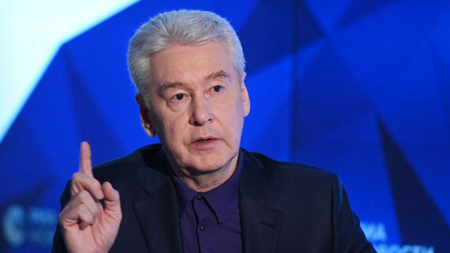 Собянин оценил загруженность дорог в Москве после снятия антикоронавирусных мер