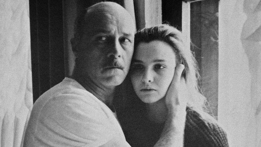 Станислав Говорухин и Татьяна Друбич в фильме «АССА», 1987 год