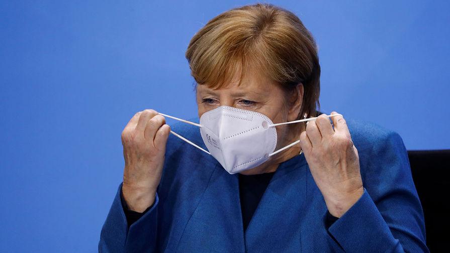 Меркель объявила о продлении карантина в Германии