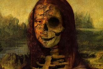 Мона Лиза с запашком