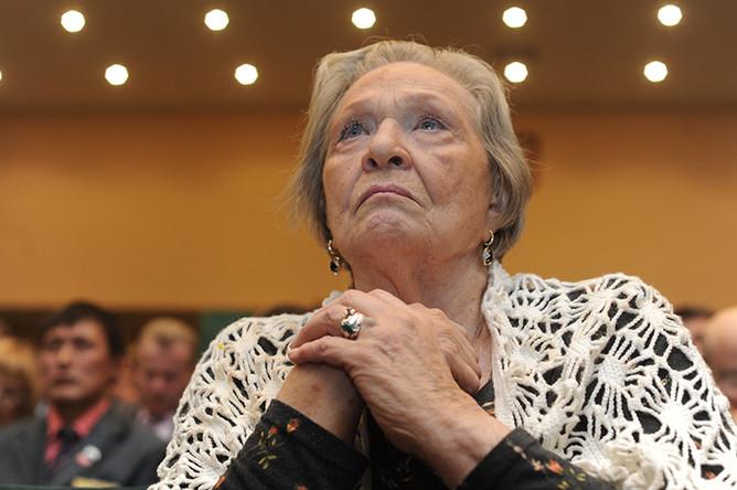 Римма Маркова. Советская актриса скончалась 16 января в возрасте 89 лет