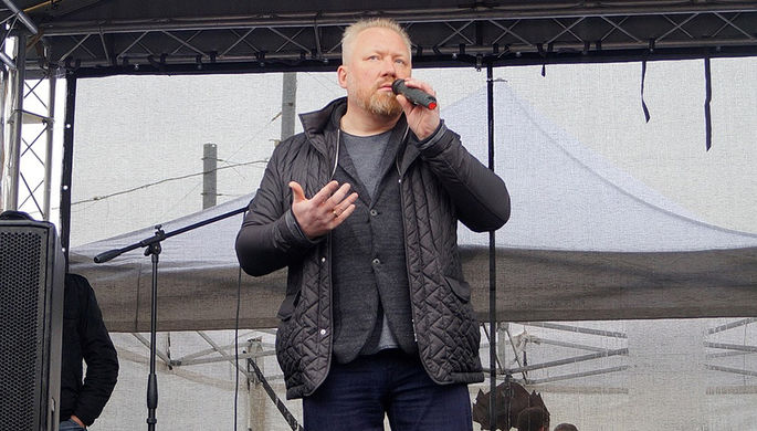 Юрий Горский