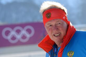 Тренер по биатлону Вольфганг Пихлер давно зарекомендовал себя как последовательный и непримиримый критик России