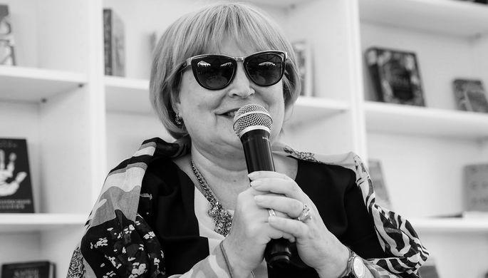 Писательница Татьяна Полякова