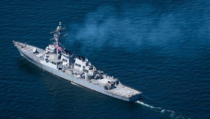 США отменили поход кораблей в Черное море