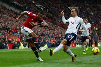 Эпизод матча «Манчестер Юнайтед» — «Тоттенхэм»
