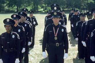 Кадр из фильма «Полицейская академия» (1984)