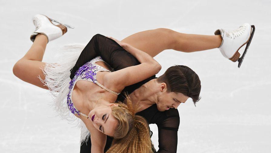 Степанова и Букин победили на Гран-при и установили мировой рекорд