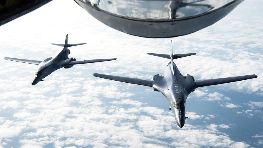 Москва отреагировала на размещение В-1B Lancer в Норвегии