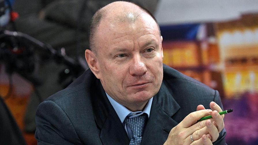 Владимир Потанин, 77-е место ($14,3 млрд)