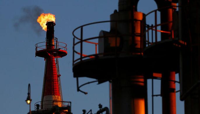 Нефть марки Brent впервые с марта опустилась ниже $66 за баррель