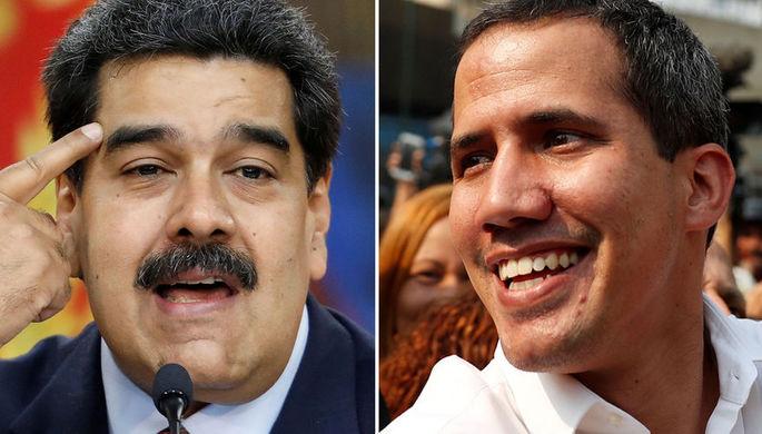 «Настоящий блеф»: США снова взялись за смену власти в Венесуэле