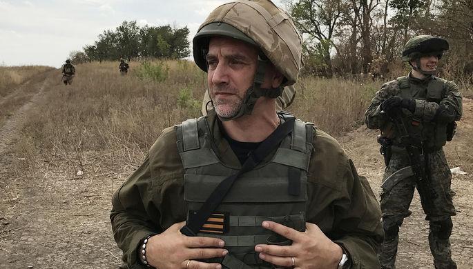 «Должны думать о людях»: Прилепин о присоединении Донбасса