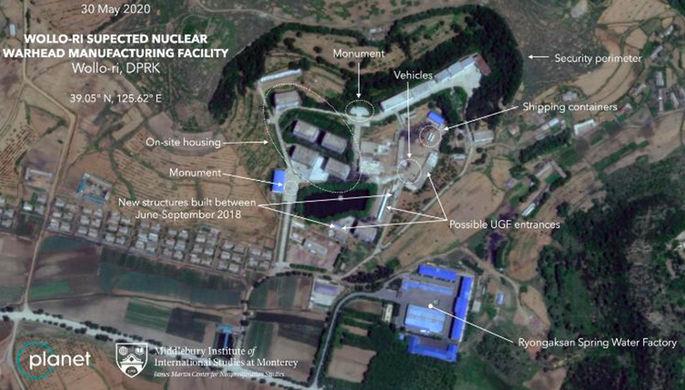 Трамп ничего не добился: под Пхеньяном нашли ядерный объект