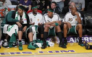 Игроки «Бостона» были в растерянности