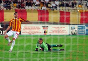 Барбарусес приносит победу «Алании»