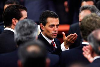 Президент Мексики Пенья Ньето с удивлением обнаружил, что также стоит на прослушке у США