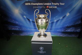 16 декабря жеребьевка определит пары соперников по 1/8 финала Лиги чемпионов-2013/14