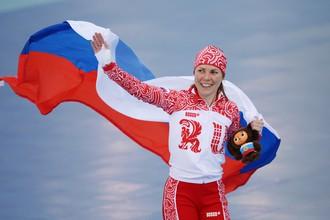 Конькобежка Ольга Граф стала бронзовым призером на дистанции 3000 м
