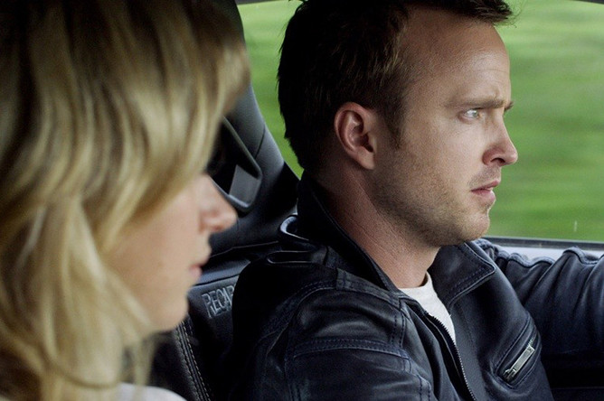 Кадр из фильма «Need for Speed: жажда скорости»