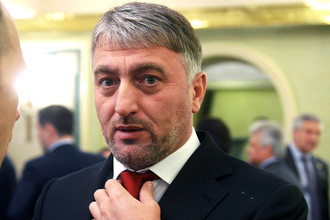 Депутат Государственной Думы РФ Адам Делимханов
