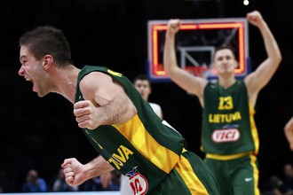 Литва добралась до Рио