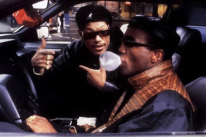 Кадр из фильма «Король Нью-Йорка» (1989)