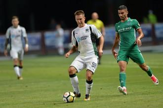 «Краснодар» одолел «Ахмат» в матче пятого тура РФПЛ