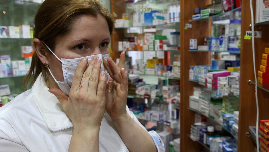 На Украине скупили все маски от коронавируса