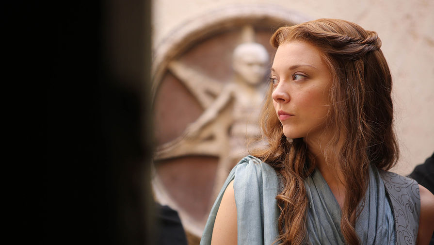Натали Дормер в роли Маргери Тирелл в сериале «Игра Престолов» (Game of Thrones, 2011)