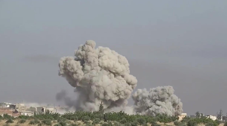 Два взрыва произошли в Сирии