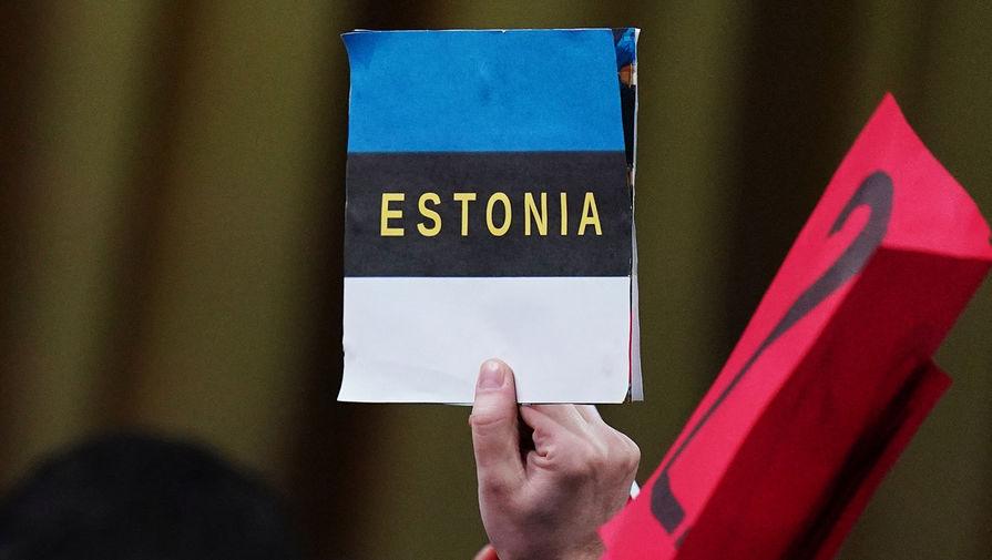 Парламент Эстонии призвал ЕС разработать политику антироссийских санкций