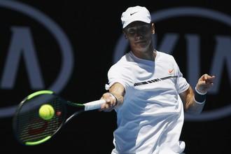 Российский теннисист Андрей Кузнецов