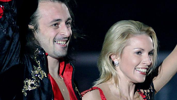 Илья Авербух и Ирина Лобачева