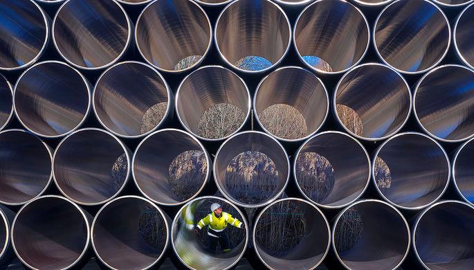 Экологическая хитрость: в Германии нашли способ обойти санкции по «Северному потоку – 2»