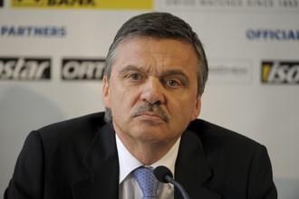 Фазель останется на посту президента ИИХФ как минимум до 2016 года