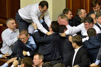 Новый политический год на Украине будет бурным