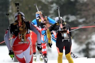 Российские биатлонистки не завоевали ни одной медали на ЧМ