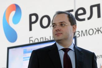 Президент ОАО «Ростелеком» Александр Провоторов