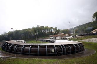 Центр санного спорта «Санки», 28 сентября