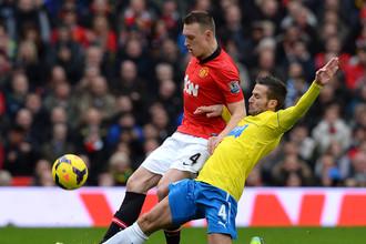 Йохан Кабай довел безвыигрышную серию «Манчестера Юнайтед» до четырех матчей