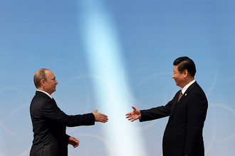 Российская экономполитика декларирует ставку на Китай