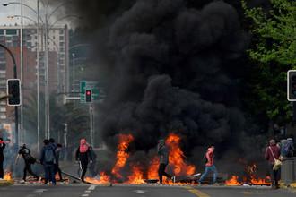 «Это русские тролли»: Госдеп нашел виновных в беспорядках в Чили