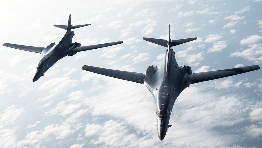 У границ России пролетели бомбардировщики США, способные нести ядерное оружие