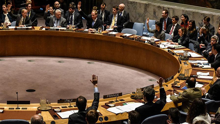 СБ ООН проведет экстренную встречу из-за закона Украины о языке