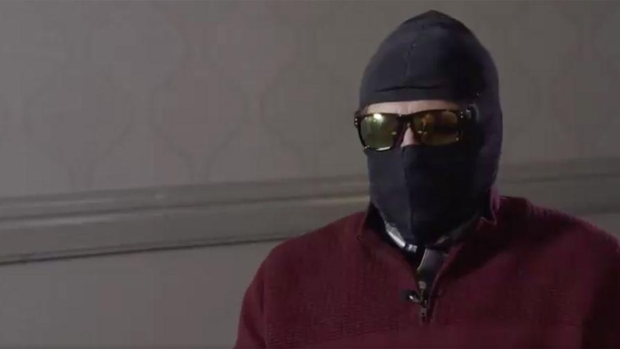 Человек, которого «Би-би-си» представила как Григория Родченкова